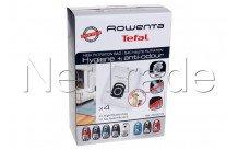 Rowenta - Anti-odor and hygienic bag*4 - ZR200720