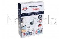 Seb - Vacuum cleaner bagshygiene +- set 4pcs - ZR200540