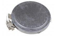 Miele - Heater plate2,2-0,75kw 230v - 08239920
