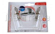 Wpro - Cooker hood bulb t25l e14 28w eco = 40w - 484000008834