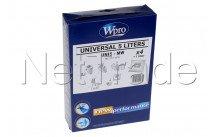 Wpro - Uni5-mw stofzuigerzak univers.  - altern. - 481281718707