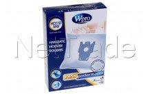 Wpro - Ho110 - bags vacuumcleaner hoover - 481281718605