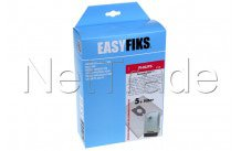 Philips - Vacuum cleaner bag poly prop. philips oslo  box - HR693810