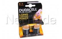 Duracell plus mn1400 lr14 - - c-1 .5v - bl. 2pcs - MN1400
