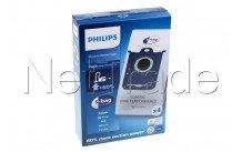 Philips - Mobilo vacuum cleaner bag orig sydney/classic s - bag/4 pieces - FC802103