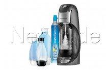 Sodastream dynamo black mega pack - 1015513311