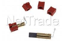 Miele - Carbon brush mrt - set 2 pcs - 4297414
