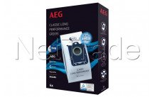 Aeg - Bag vacuum cleaner - gr201s - classic long performance - 4pcs - 9001684746