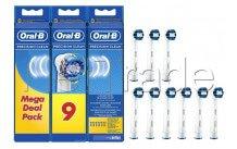 Oral-b - Precision clean 6+3 pack eb20 - 4210201066798