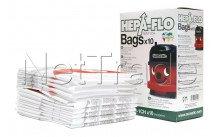 Numatic - Vacuum cleaner bagsnumatic nvm1ch -10 pcs9l - 604015