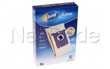 Electrolux - Vacuum cleaner bag e200 s-bag - 9001684621