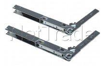 Miele - Oven door hinges - set 2pcs - 05980641