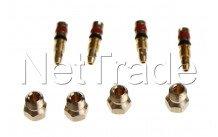 Bosch - Nozzle set - butane - 00605691