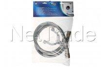 Wpro - Drain hose - straight ( ø 19 / 22 / 32 - l 1.5 m) - 484000001133