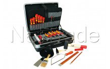 Europart - Tool case + 23-piece assortment