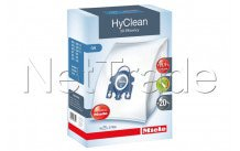 Miele - Gn hyclean vacuum cleaner bag 3d - 09917730