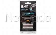 Braun - Combi pack-360 ° complete-51b-black - 81469220