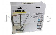 Karcher - Vacuum cleaner brush-hard floors-wet and dry - 28630000