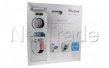 Whirlpool - Stacking kit whirlpool - 484000008397