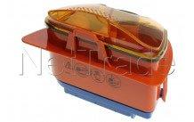 Seb - Dust container + hepafilter (orange) - RSRT9873