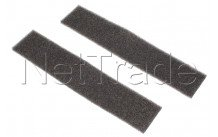 Miele - Filter spacer ring - 9688381