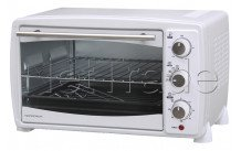 Tecnolux - Mini oven 20l 1500w wit - GT20CS