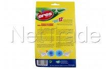 Eres - Microfibre special glass and ceramic 40 x 40 cm - ER88244