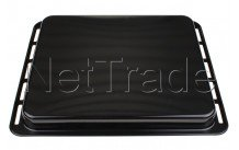 Whirlpool - Baking tray - 40mm enamelled black - 481010657928