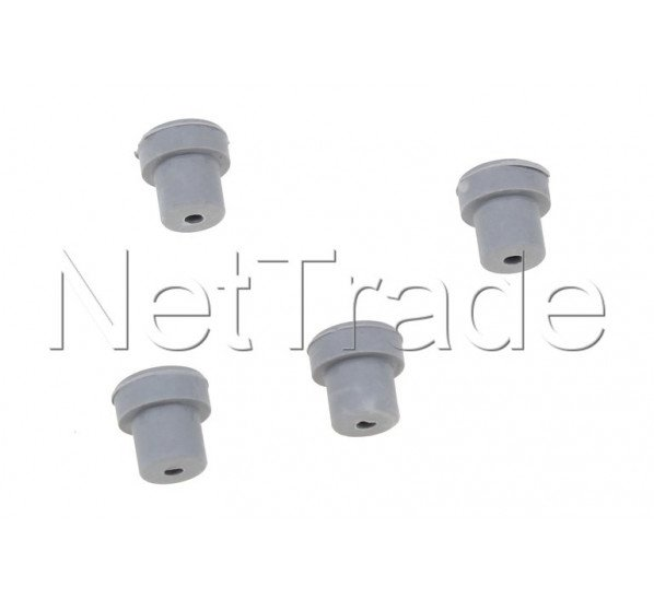 Kenwood - Rubber foot-set of 4 pcs - KW650568