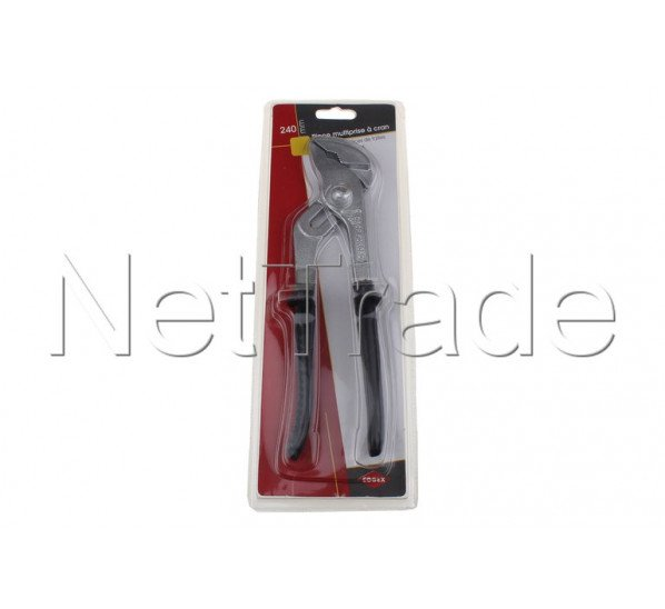 Cogex - Tongue-and-groove pliers coated - 240mm - 11024