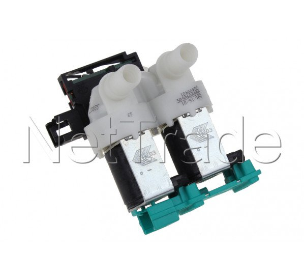 Bosch - Inlet valve - double - right (180°) original without packaging - 00606001