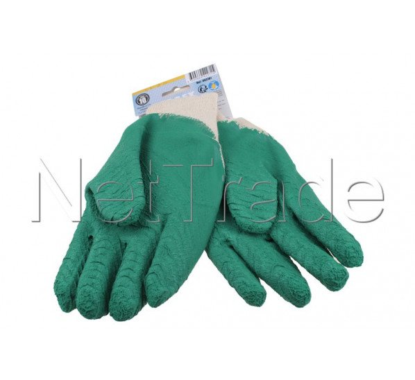Cogex - Garden gloves - size 10 - cotton - 83181